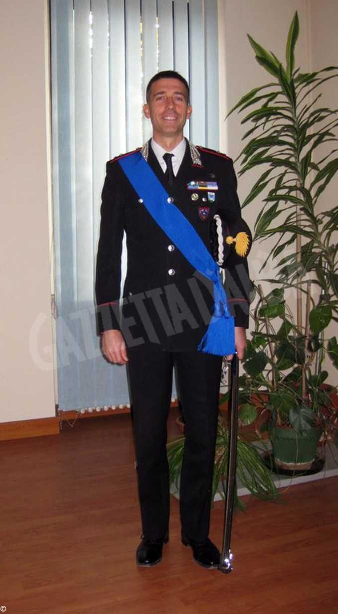 Carabinieri forestali-GERBALDO