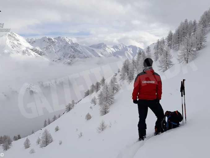Carabinieri forestali-METEOMONT 2019