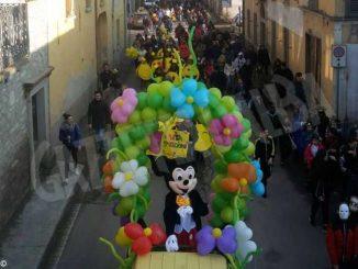Sabato, al Carnevale di Cortemilia, ci sarà anche Topolino 3