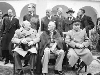 Che cosa resta 75 anni dopo la conferenza di Yalta