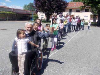 Claudio Campa, il parroco in carrozzina che abbatte le barriere