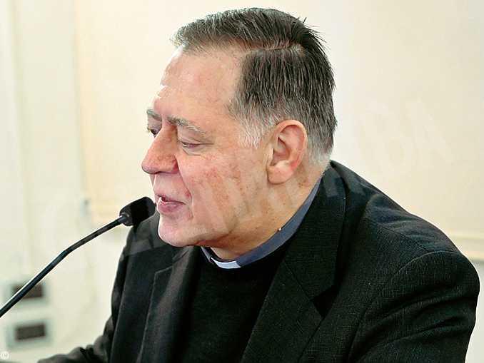 Don Franco Ciravegna