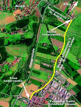 Ciclabile delle terre Unesco da Alba a Grinzane Cavour