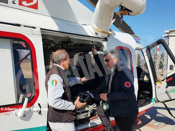 L'assessore Icardi è in Liguria per organizzare il rientro degli Astigiani ospitati ad Alassio