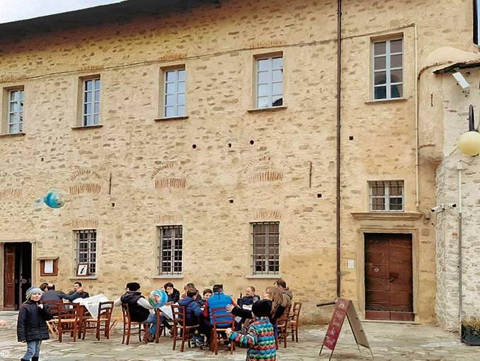 Levice palazzo Scarampi