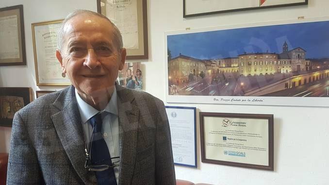 Cherasco: è morto l'ex sindaco Michelino Germanetto