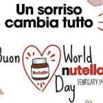 Oggi è la giornata mondiale della Nutella, ecco come è nato il nome della crema alle nocciole più amata
