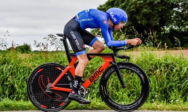 Ciclismo, il braidese Pietro Aimonetto convocato in Nazionale Under 23