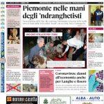La copertina di Gazzetta d'Alba in edicola martedì 4 febbraio