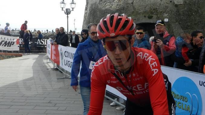 Diego Rosa, dopo il podio a Laigueglia, torna in gara in Francia