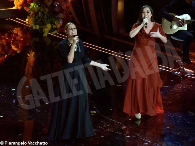 Sanremo2020-Tosca a Silvia Perez Cruz