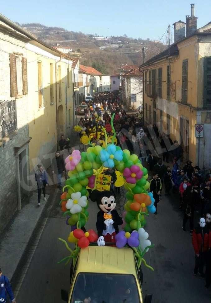 Sabato, al Carnevale di Cortemilia, ci sarà anche Topolino 4