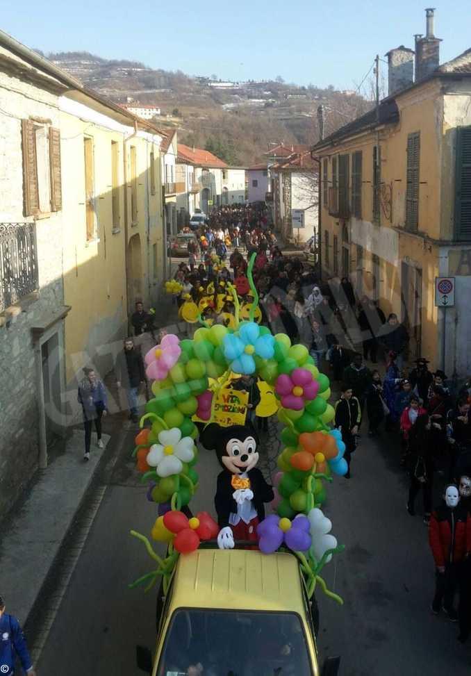 Successo per il Carnevale di Cortemilia 1