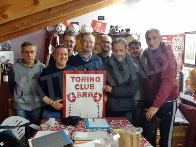 Toro club Bra: rinnovato il Direttivo, il nuovo presidente è Luca Ferigutti