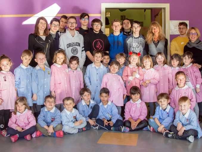 I programmatori dell'Einaudi aiutano i bimbi ad amare i libri