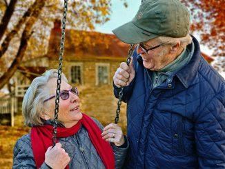 Essere anziani sulle nostre colline