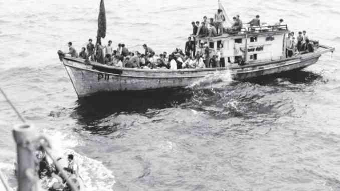 Boat people: ecco come iniziò tutto