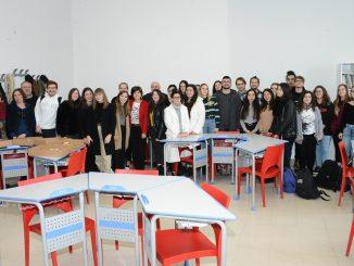 Al Leonardo da Vinci fa il suo debutto l'aula 3.0