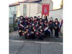 Il Comitato Palio di San Damiano al Carnevale di Domodossola