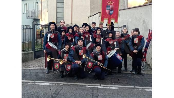 Il Comitato Palio di San Damiano al Carn