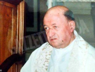 L'addio a don Luigi Delsanto che è stato ospite della Casa del clero beato Valfrè