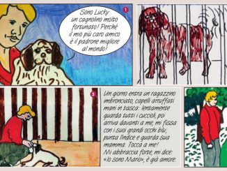 Fumettando, l'associazione Angeli di ninfa presenta le sue strisce per Gazzetta