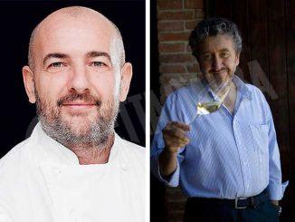 Go wine assegna a Federico Zanasi e Gianfranco Cordero il premio vino d'autore