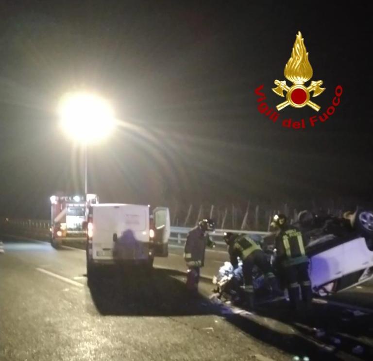 incidente-autostrada-Torino-Savona