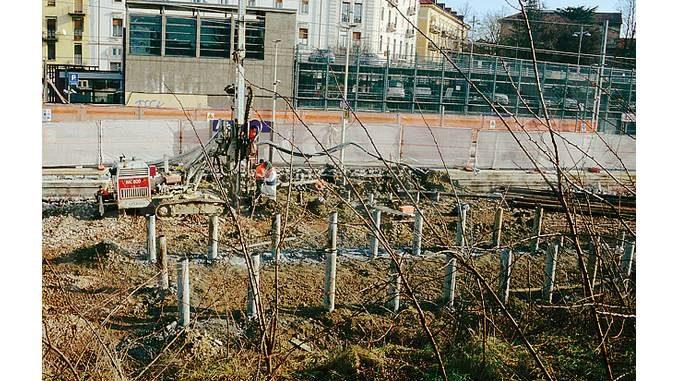 I lavori della passerella saranno finiti entro l'estate: lo assicura Rete ferroviaria italiana