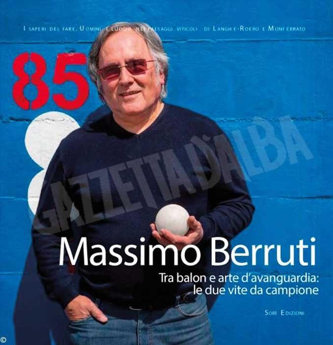 Massimo Berruti tra balon e arte