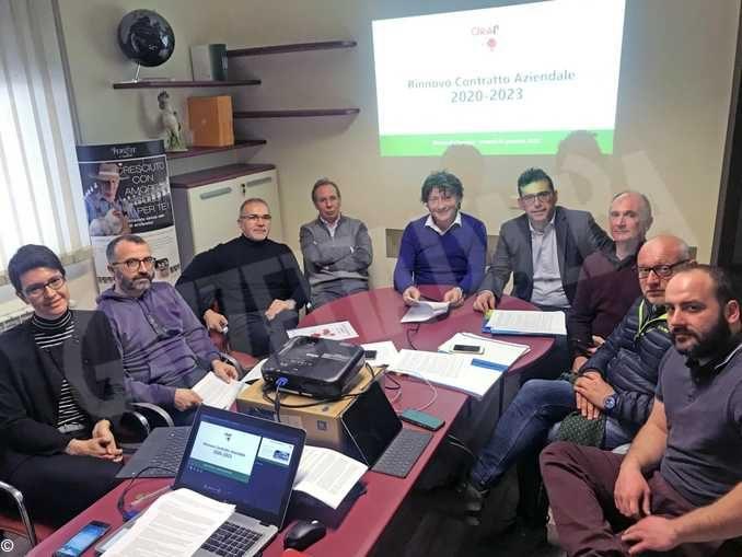 Aperte le trattative per il contratto aziendale tra Ora agricola e i sindacati, coinvolti più di 400 addetti