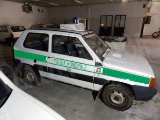 Bra: il Comune mette all'asta dieci veicoli