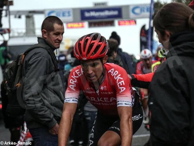 Domenica Diego Rosa andrà all'assalto del Trofeo Laigueglia 1
