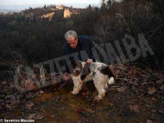 """Zuppa """"firmata"""" da Davide Palluda per ringraziare i cani da tartufo 1"""