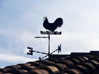 Raffiche di vento scoperchiano capannoni nell'Astigiano  e nell'Alessandrino