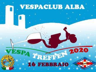 Edizione invernale per il raduno delle Vespa: arriveranno ad Alba domenica 16 febbraio