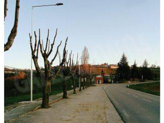 Rodello: nuova illuminazione per tre strade