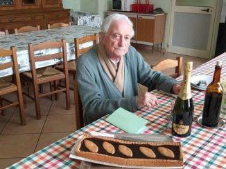 Auguri a don Livio Greppi. Il decano dei salesiani braidesi compie 94 anni