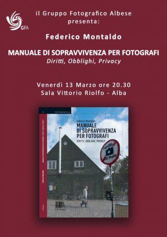 Manuale di sopravvivenza per fotografi, il Gruppo fotografico albese spiega diritti, obblighi e privacy
