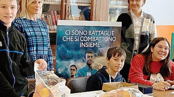 Raccolti 1.600 euro da devolvere all'Airc
