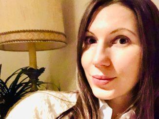 Natalia, arrivata da Mosca a luglio per stare con il marito