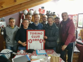 Il Toro club braidese ha rinnovato direttivo e presidente