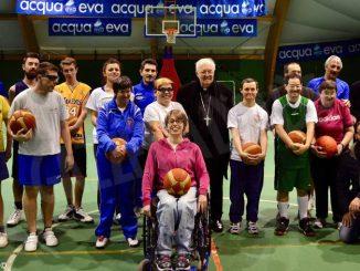 Palasport: per i disabili l'integrazione è realtà 2