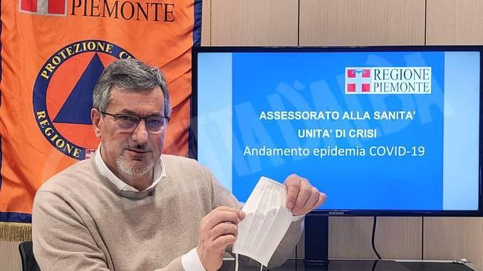 Miroglio produrrà mascherine 600mila per la Regione Piemonte