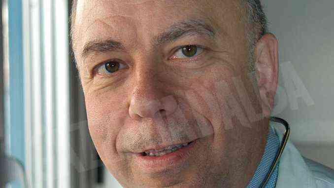 Alba, forte commozione per la scomparsa del dottor Luigi Perono