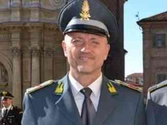 Le Fiamme Gialle braidesi piangono il vicebrigadiere Gianfranco Marciano