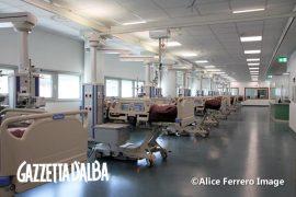 Il Nuovo Ospedale di Verduno, da domani sarà attivo per accogliere pazienti in emergenza coronavirus (Guarda le foto) 3
