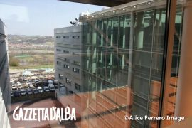 Il Nuovo Ospedale di Verduno, da domani sarà attivo per accogliere pazienti in emergenza coronavirus (Guarda le foto) 13