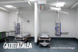 Il Nuovo Ospedale di Verduno, da domani sarà attivo per accogliere pazienti in emergenza coronavirus (Guarda le foto) 24