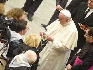 Papa Francesco invita l'Italia a rimanere unita: abbiate un cuore più grande delle vostre case